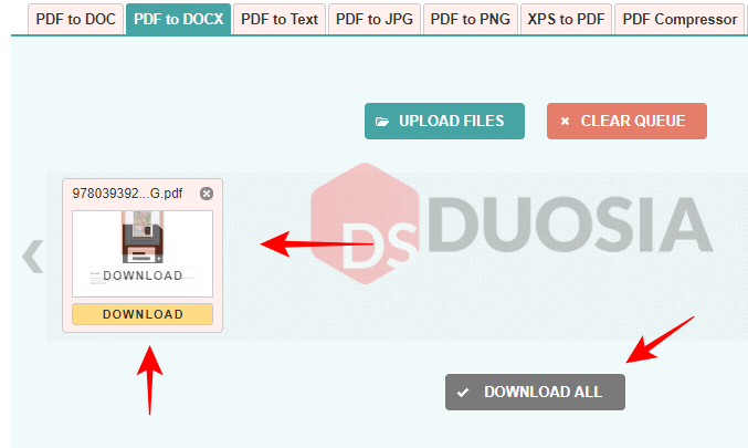 pdf ke word download