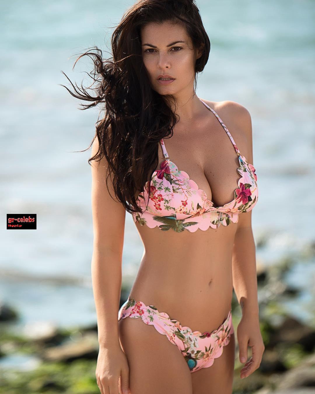 Ελληνίδες Celebrities : Η Μαρία Κορινθίου στο Instagram