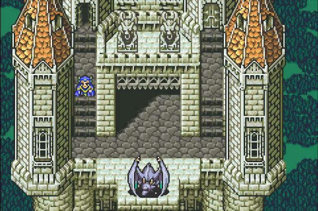 Final Fantasy V Advance - Español - Captura 2