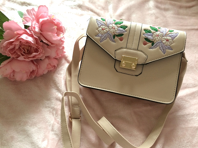 PRIMARK SPRING TRENDS FASHION FLORAL OVER THE SHOULDER BAG