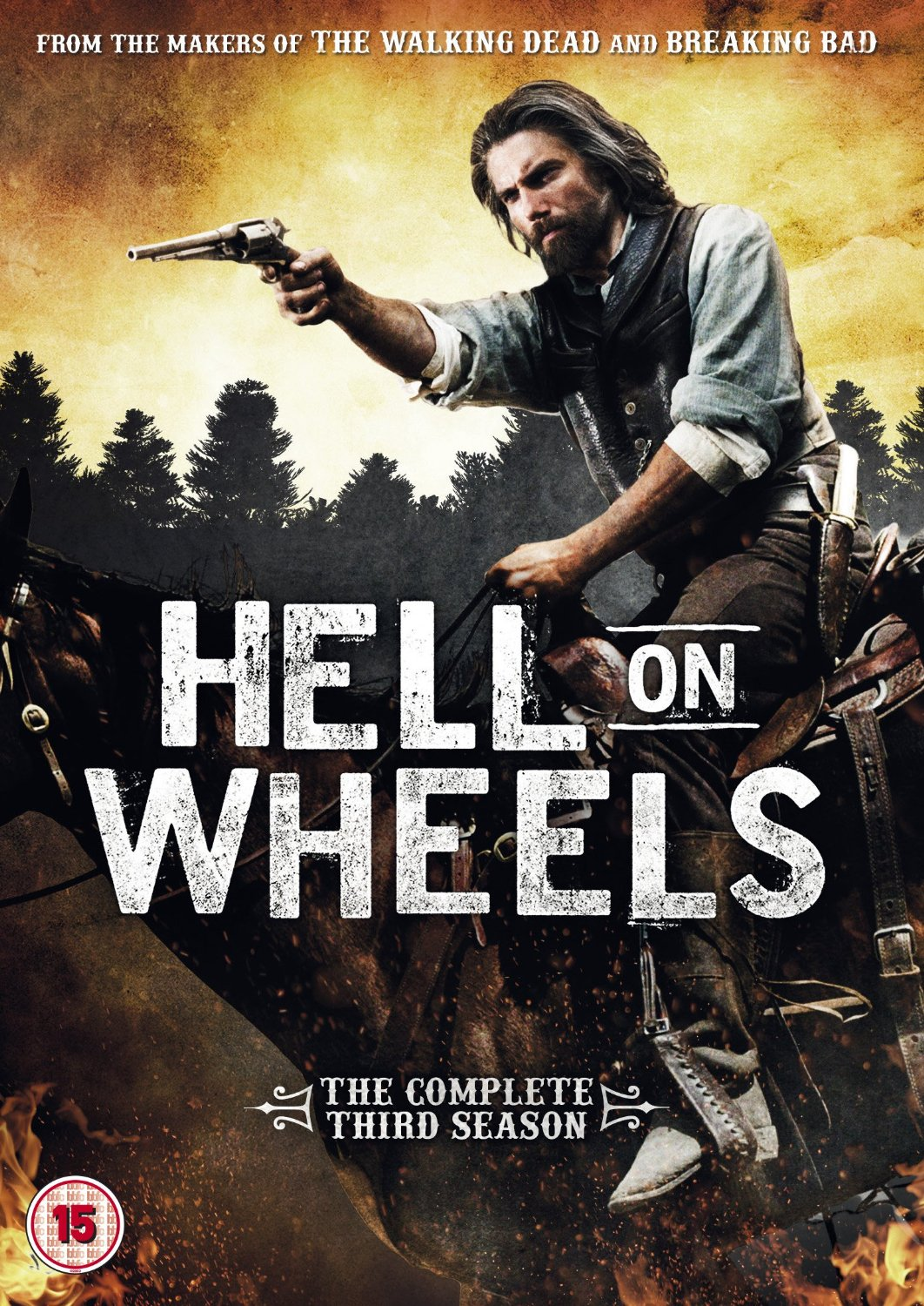 Hell On wheels Complete Season 3 720p