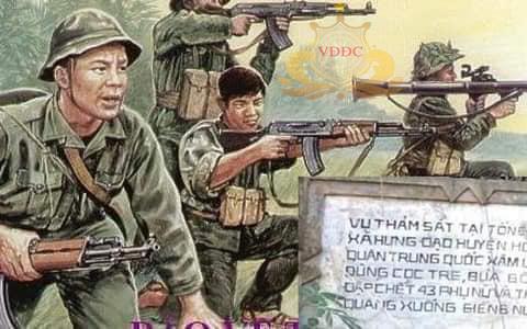 CHIẾN TRANH BIÊN GIỚI PHÍA BẮC 1979: Sòng phẳng với lịch sử không phải kích động hận thù