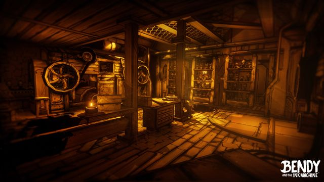 Bendy and the Ink Machine PC Full