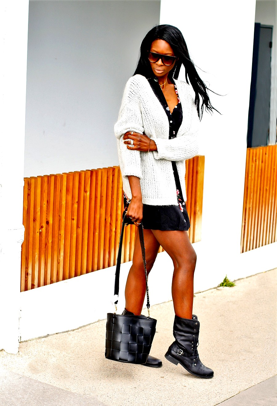 gilet-doudou-maille-robe-courte-boots-idee-look-tendance-blog-mode