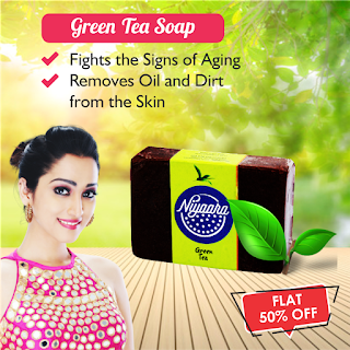 Niyaara Green Tea Soap