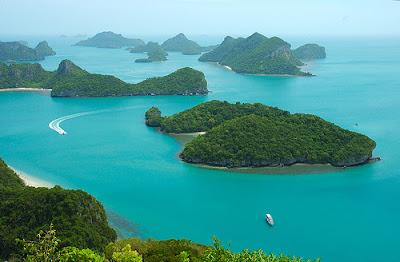 objek wisata thailand Koh Samui