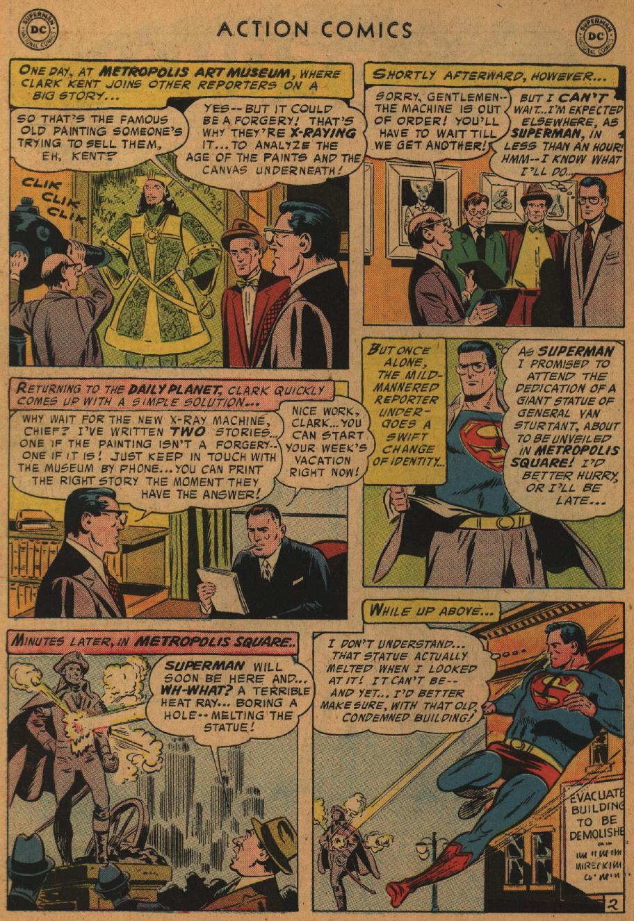 Read online Action Comics (1938) comic -  Issue #227 - 4