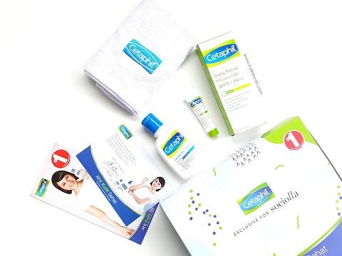 Ultimate Cetaphil Beauty Kit*