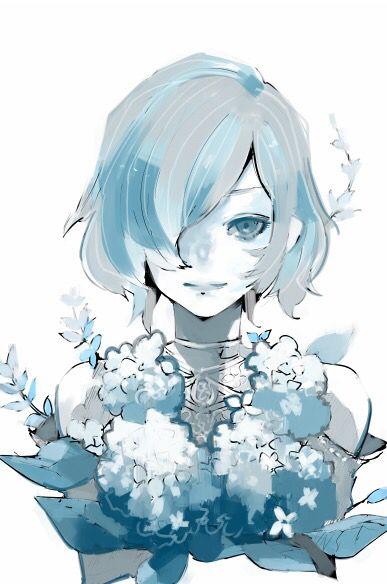 Kirishima touka tokyo ghoul android wallpaper