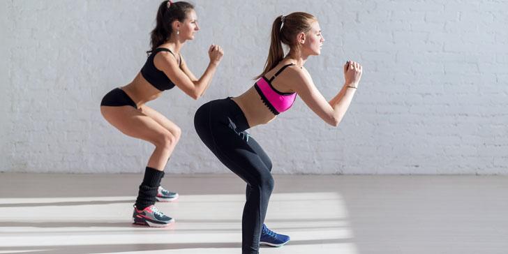 ejercicios para aumentar piernas mujeres