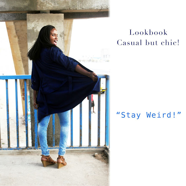 FashionDRA | Lookbook : Casual but Chic look !