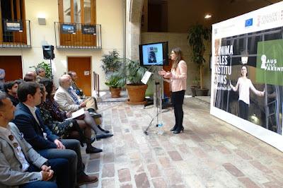 La Generalitat pone en marcha 'Palaus Transparents' con 27 edificios patrimoniales abiertos a la ciudadanía