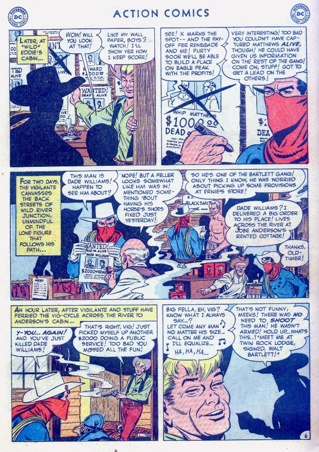 Read online Action Comics (1938) comic -  Issue #159 - 44