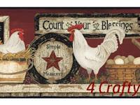 4 Crafty Chicks #422 - Happy Fall Y'all