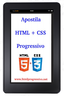 Download do PDF da apostila HTML Progressivo