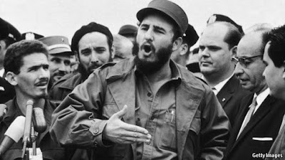Fidel Castro died on Friday, Nov. 26th,