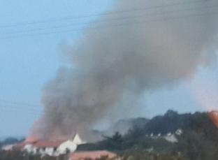 Incendio en Tacumbú