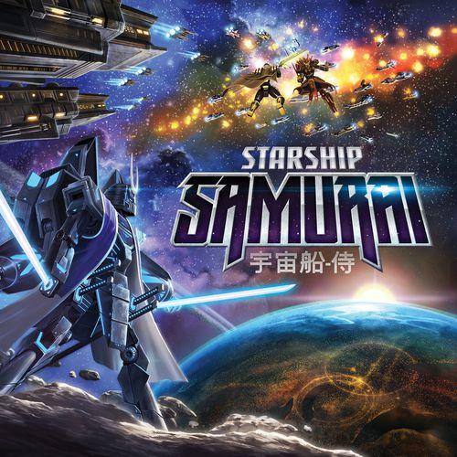Starship Samurai - Plaid Hat Games