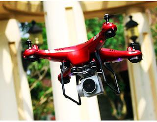 Spesifikasi Drone HR SH5HD - OmahDrones