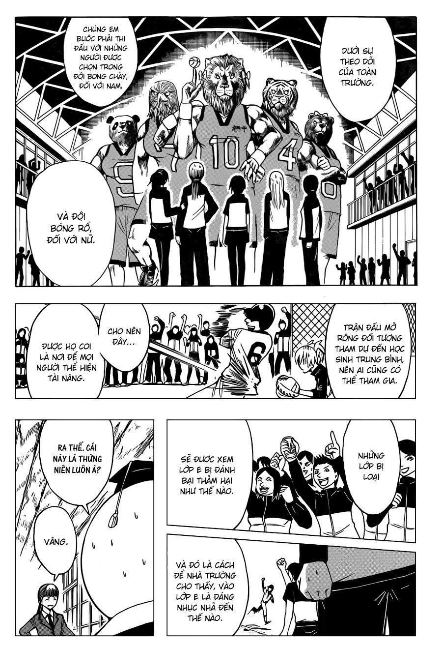 Ansatsu Kyoushitsu chap 33 trang 7