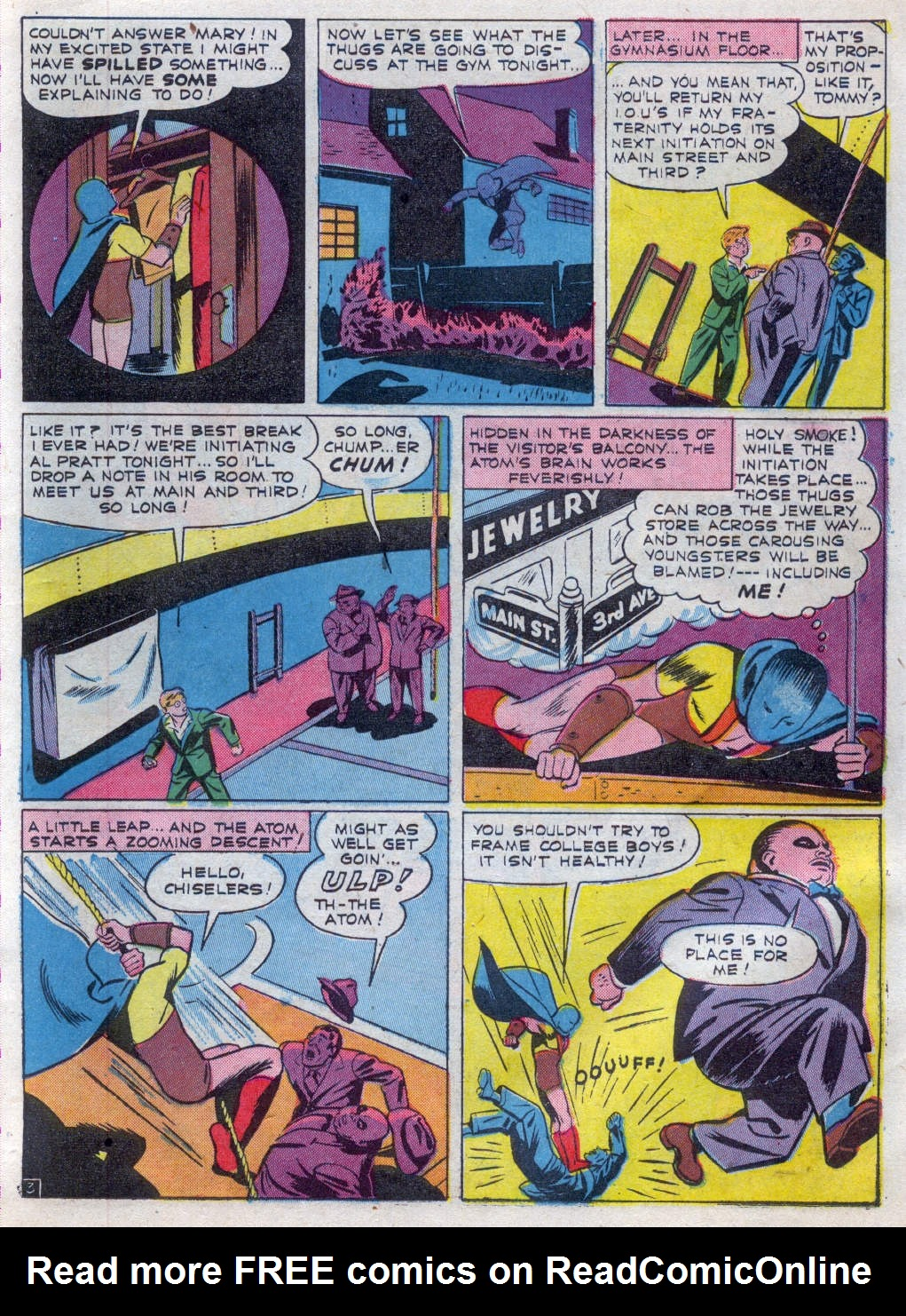 Read online All-American Comics (1939) comic -  Issue #45 - 21