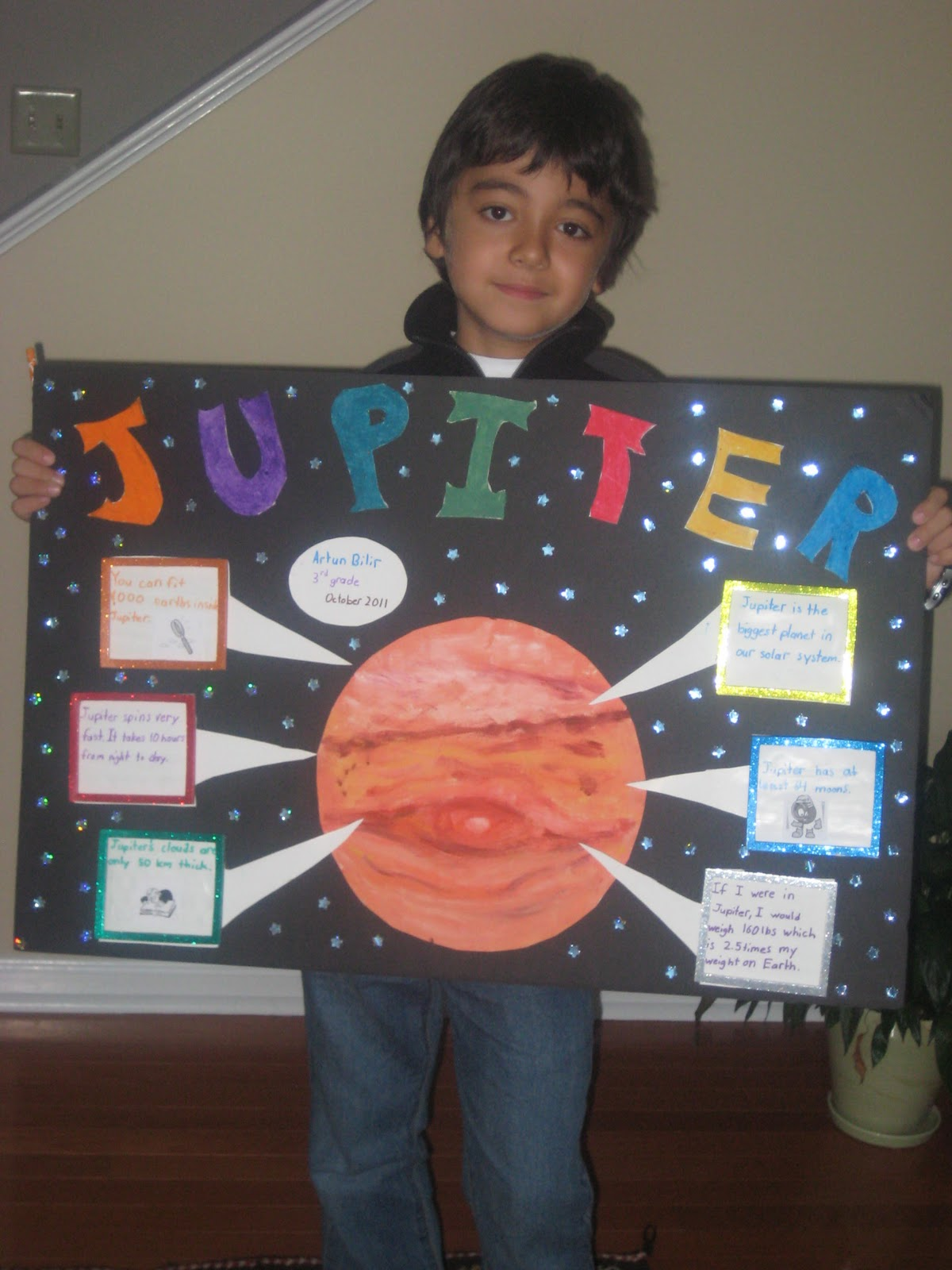 planets of science fair project - photo #11