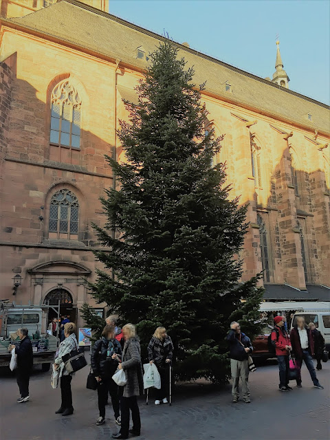 Heidelberg Christmas Market 2017