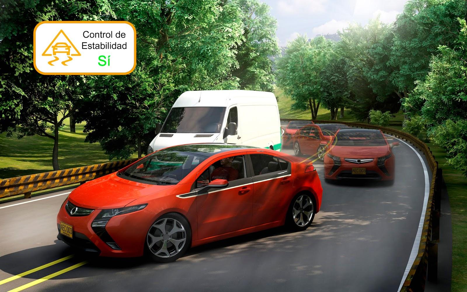 Se puede instalar control de estabilidad a un auto