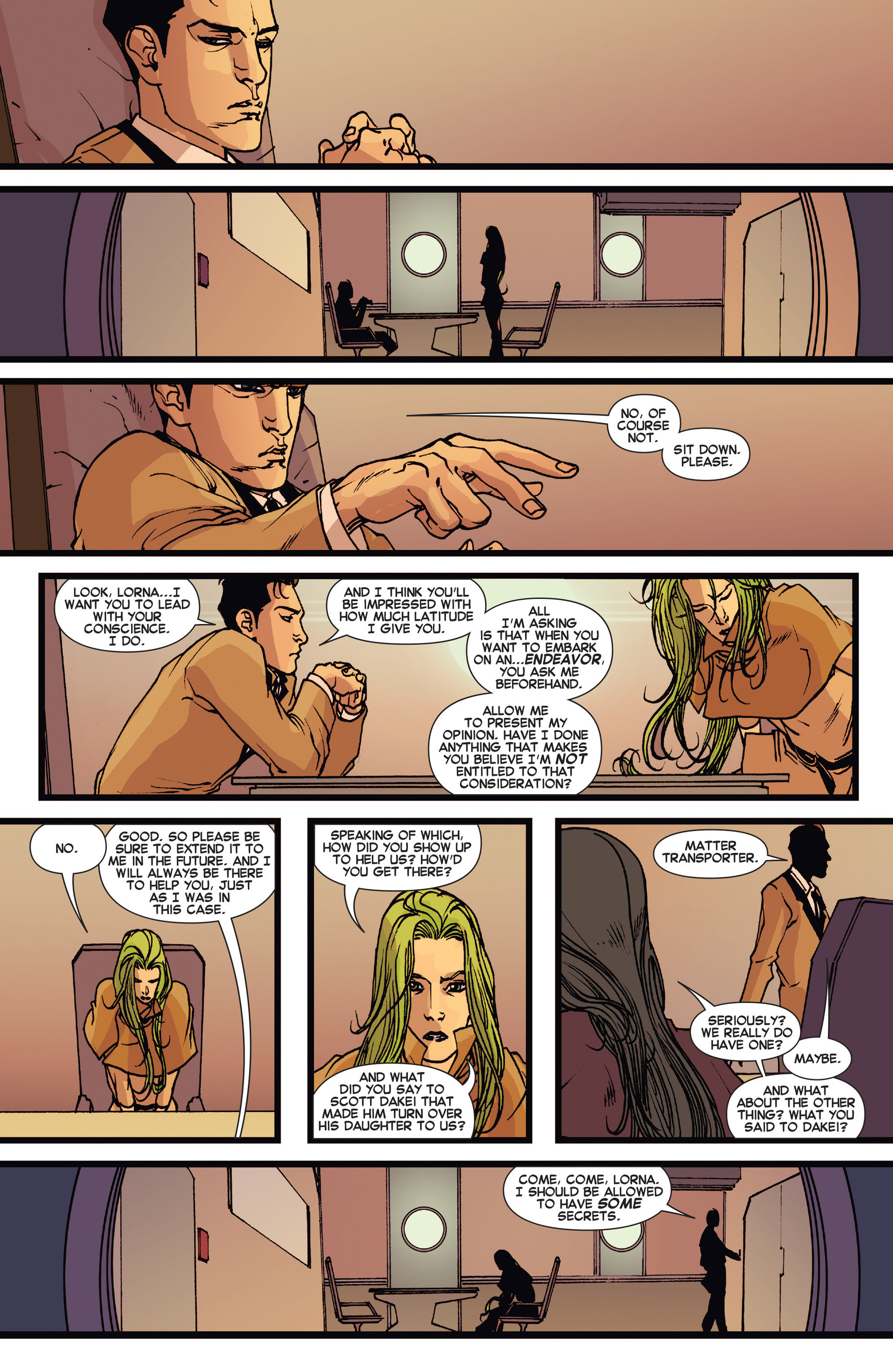Read online All-New X-Factor comic -  Issue #9 - 6