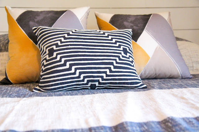 Home Decor Additions and Tackling the Guest Bedroom