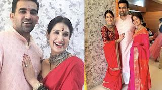 zaheer khan sagarika ghatge wedding recpetion Pictures.jpg