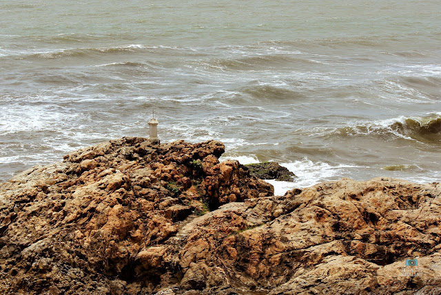Landscape photos of beaches and sea shores from Goa - Calangute, Baga, Anjuna, Candolim