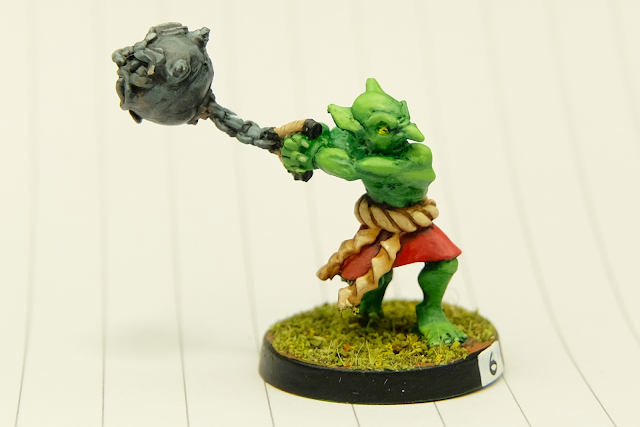 Goblin Fanatic with Ball & Chain