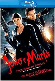 João e Maria Caçadores de Bruxas BD-R
