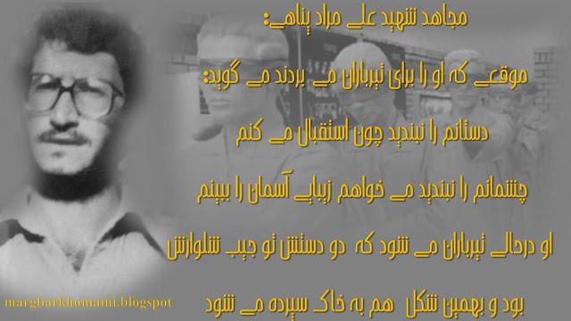 مجاهد شهید علیجان پناهی
