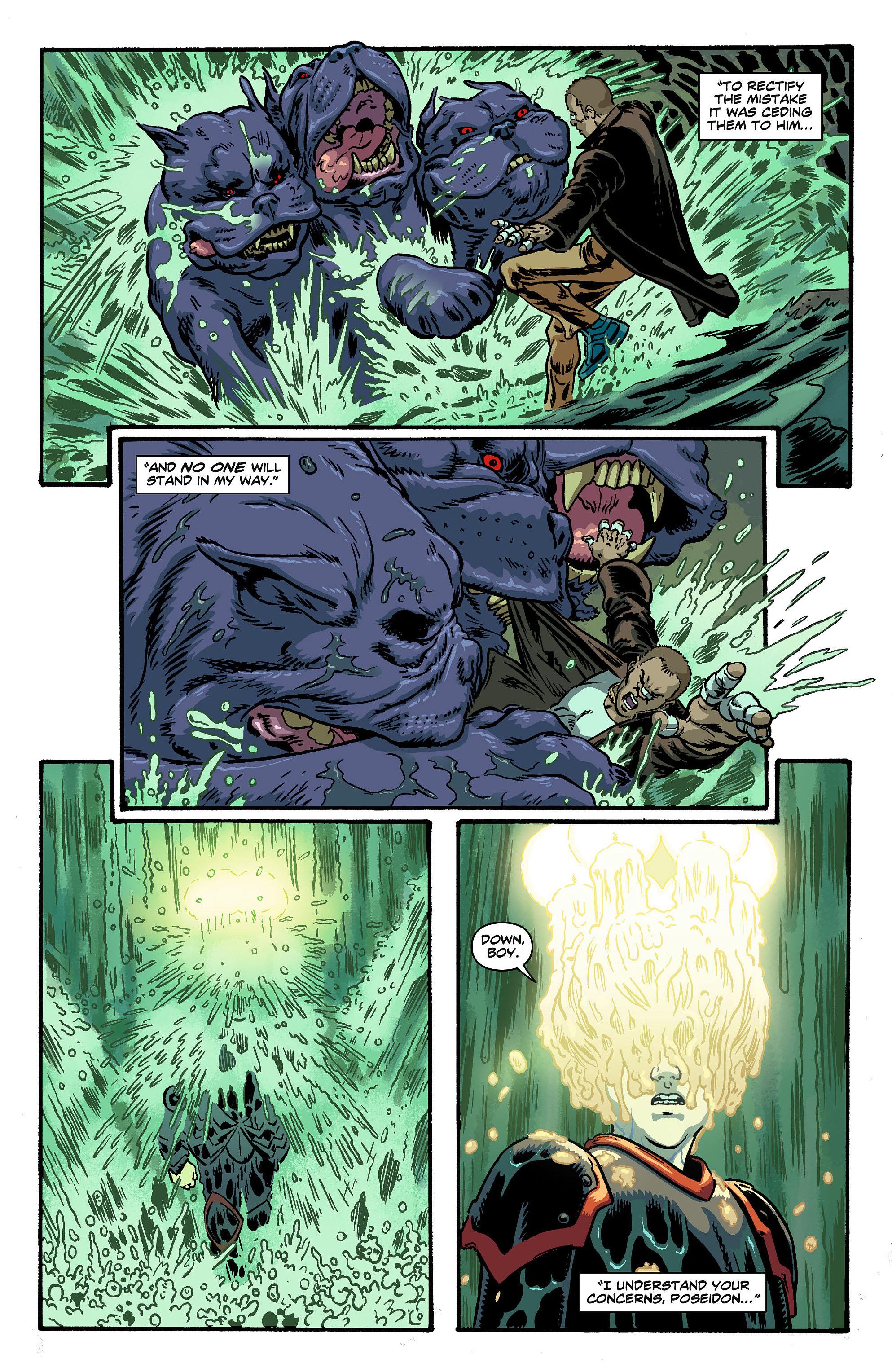 Read online Wonder Woman (2011) comic -  Issue #5 - 19