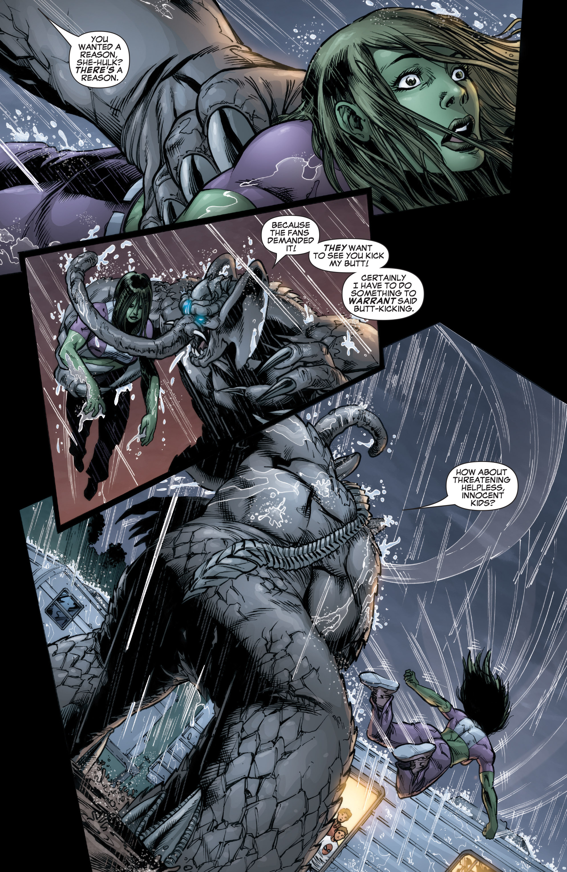 Read online She-Hulk (2005) comic -  Issue #37 - 14