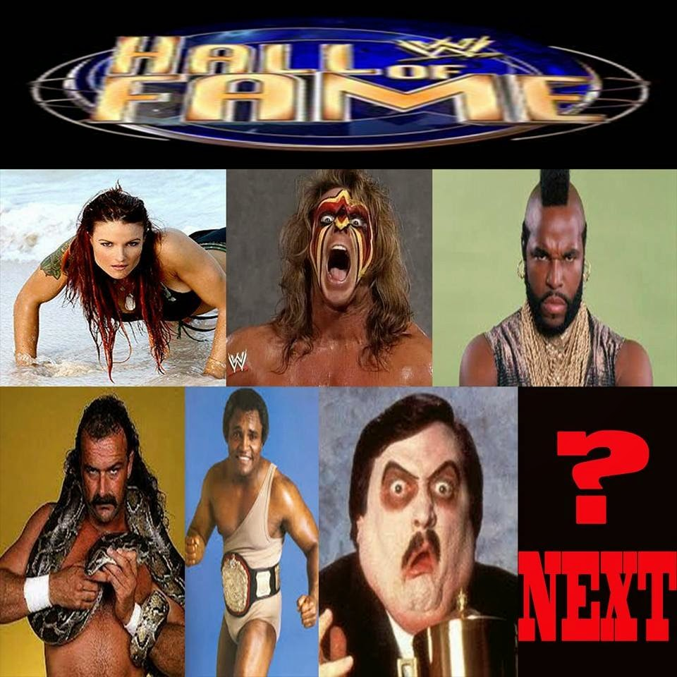 STRENGTH FIGHTER™: WWE Raw March 17, 2014 resultsWwe Hall Of Fame 2014 Inductees