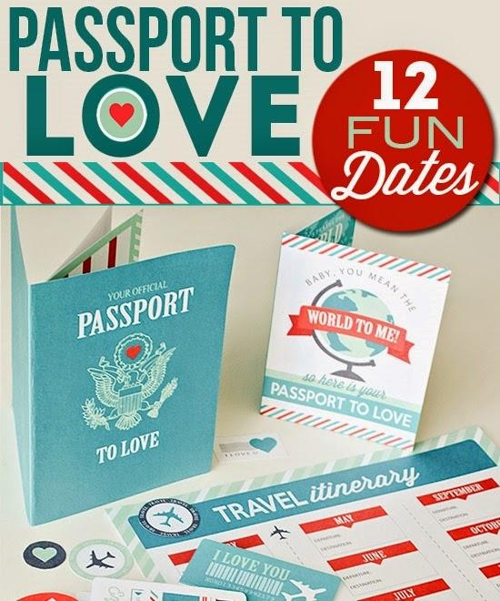 25 days of christmas dating divas passport