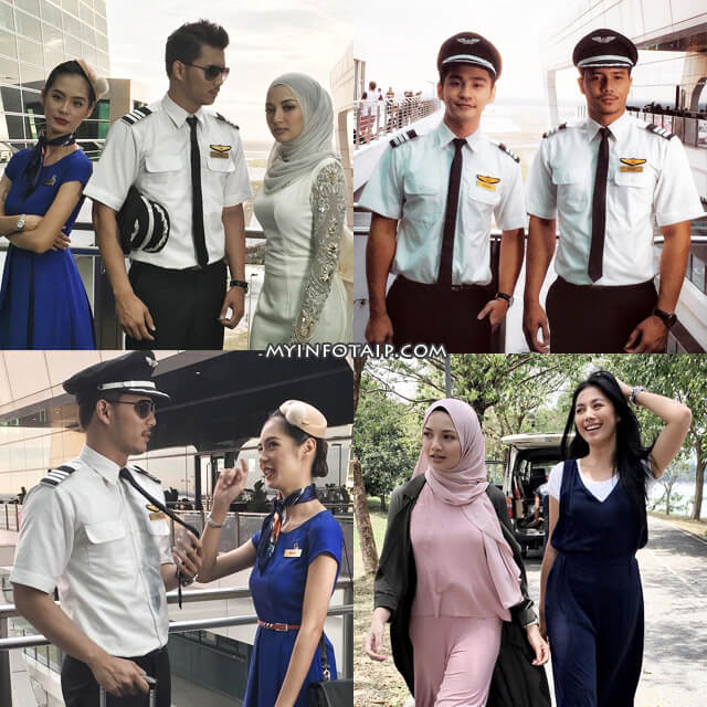 Pelakon Suri Hati Mr Pilot