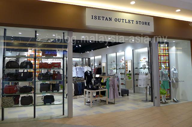 Isetan Outlet Store Mitsui KLIA
