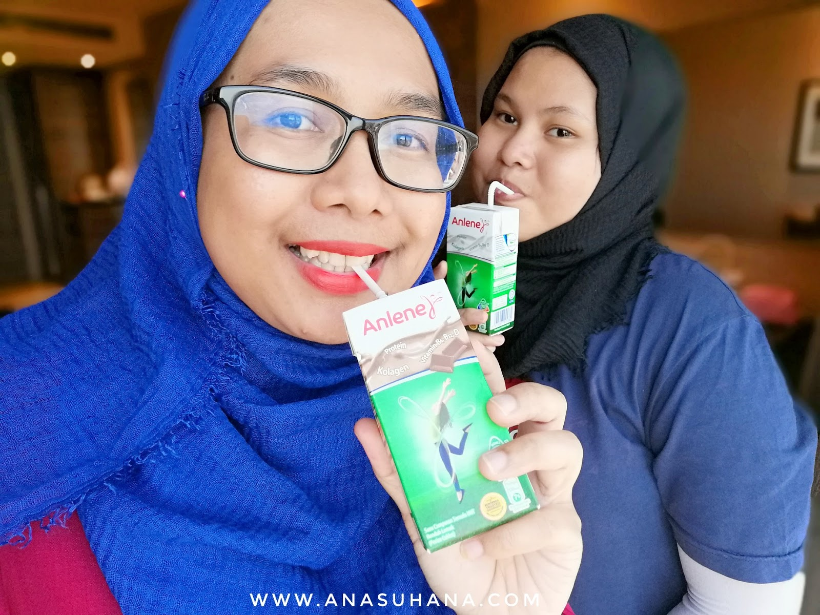 Anlene UHT On The Go