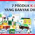 7 Produk K-Link Yang Paling Banyak Dicari