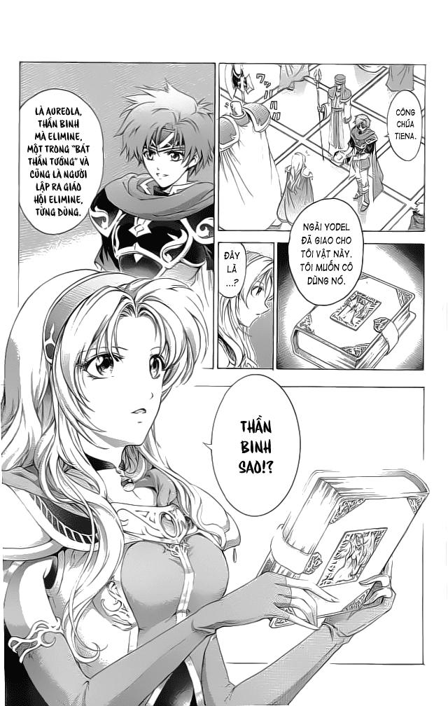 Fire Emblem - Hasha no Tsurugi chap 032 trang 15