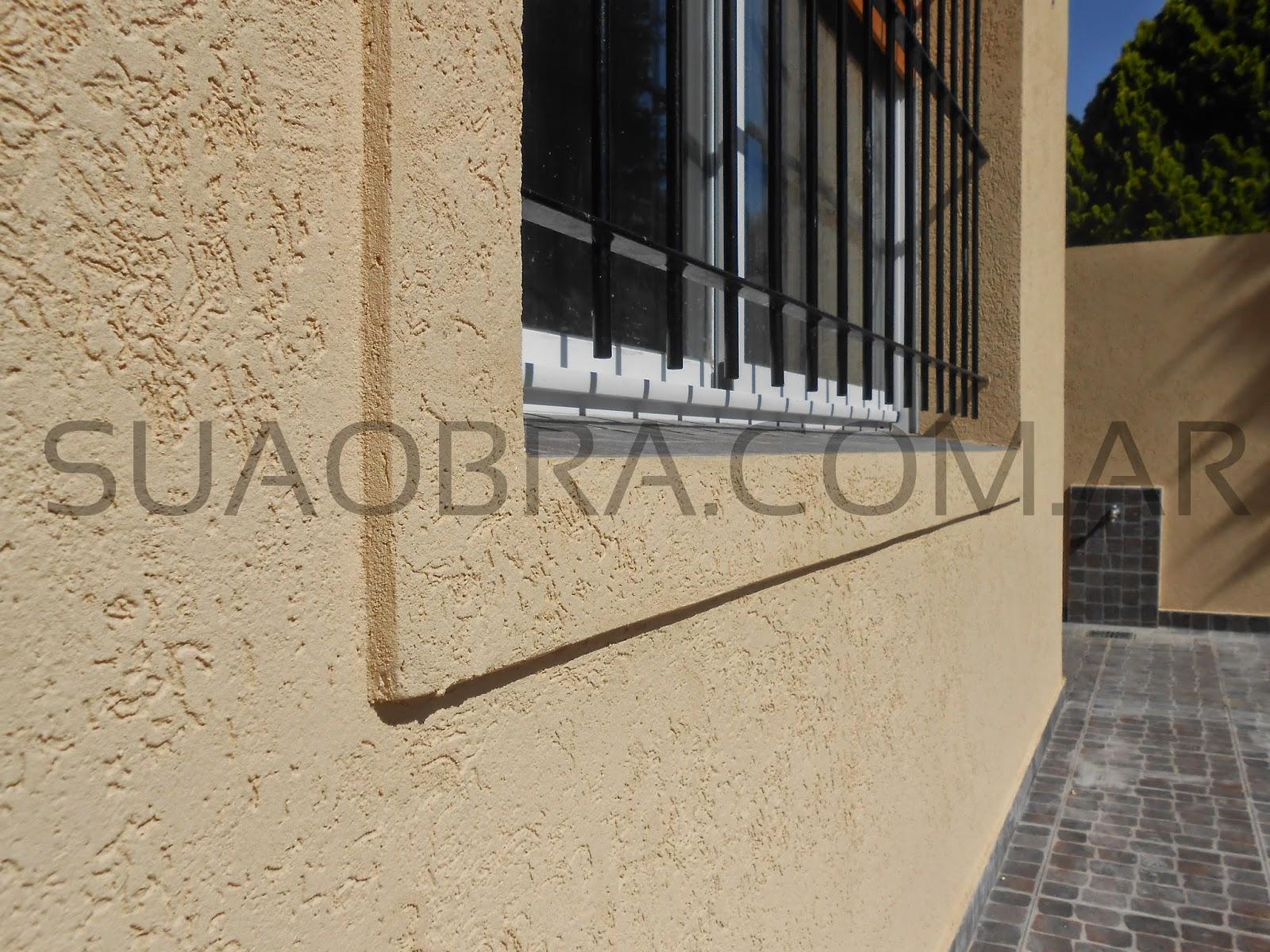 Colocacion Profesional Revestimientos Plasticos Para Paredes 2014 - Revestir-pared-exterior