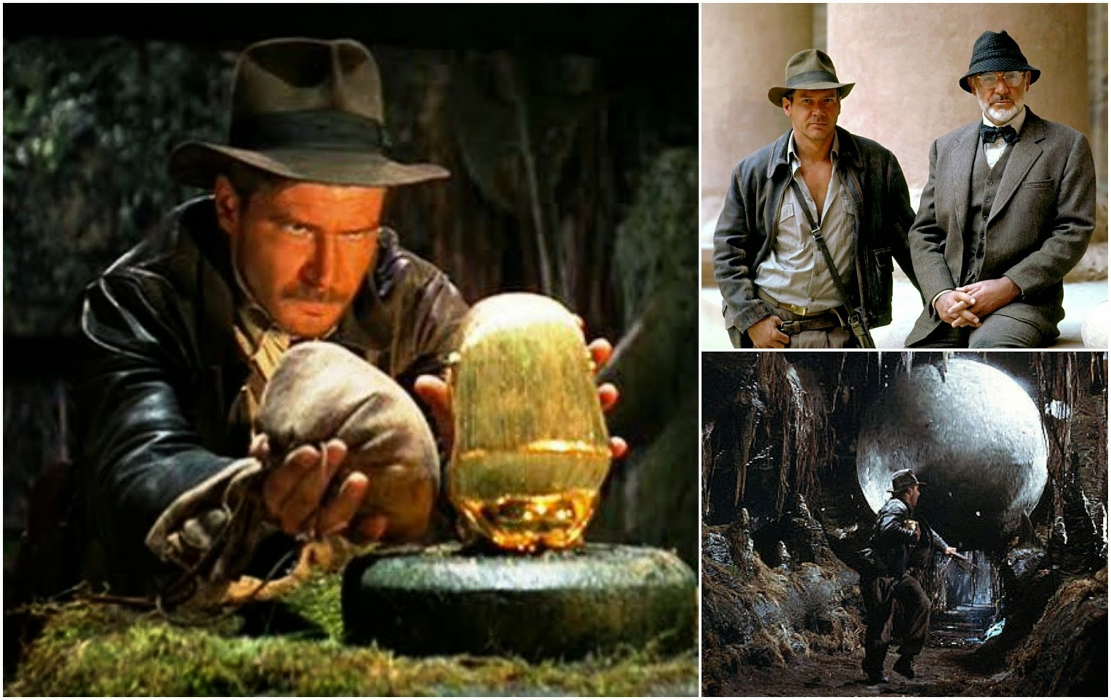 Escenas de Indiana Jones #sofapelimanta