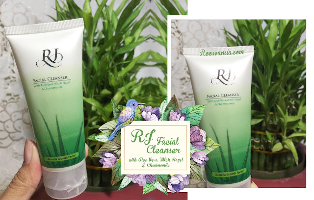 rj-facial-cleanser; cni; gerai-cni; facial-cleancer; pembersih-muka; sabun-muka-cni; cni-indonesia; review-rj-facial-cleanser; beauty-blogger-indonesia