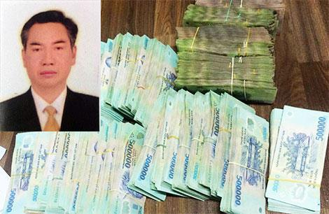 Ông Nguyễn Văn Hòa rút hàng chục tỷ đồng của Nhà nước để chi tiêu cá nhân