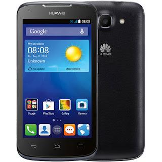 Harga Huawei Ascend Y520 Terbaru, Didukung Layar 4.5 Inch TFT Touchscreen