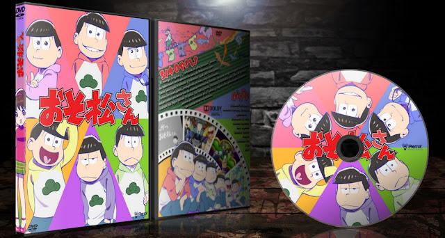 Osomatsu-san 2nd Season | Cover DVD | MEGA |